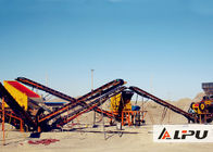 China High Efficiency Stone Crusher Plant For Sand Making , Crushing Mining Equipment factory