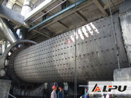 China High Performance Cement Ball Mill Critical Speed , Steel Ball Mill factory