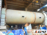 High Working Efficiency Cement Horizontal Ball Mill , Building Material Rod Mill