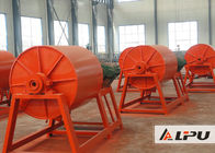 China Large Capacity Mining Machinery Ceramic Ball Mill Critical Speed , Dry Ball Mill factory