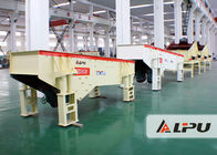 China High Efficiency Grizzly Vibrating Feeder In Gravel Production Line factory
