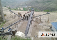 China Custom Mining Conveyor Systems CE With Large Inclined Sidewall factory