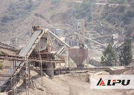 China Anti - Jam Design Mining Conveyor Systems for Gold Ore Large Capacity factory