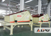 China Compact Structure Dewatering Screen Machine for Ore / Sand / Coal Dehydration factory