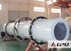 China 1.8x11.8 High Efficiency Industrial Drying Equipment , Silica Sand Rotary Dryer company