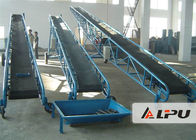China Horizontal or Inclined Belt Conveyor System In Mining Metallurgy Coal Industry factory