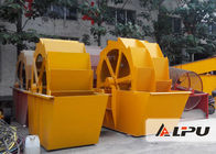 China Fine And Coarse Wheel Sand Washing Equipment for Cleaning And Classification factory