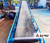 China Low Noise Mobile Conveyor Systems For Continuous Conveying , Rubber / Silicone Materials factory