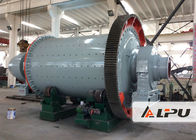 China Manganese Steel Lining Plate Mining Ball Mill for Mineral Ore Dressing 25 - 200 Mesh factory
