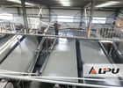 China Coarse or Fine Sand Deck Shaking Table , Gravity Concentration Equipment factory