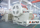 China Even Output Rock Jaw Crusher / Stone Crushing Machinery Outlet Size 100-220mm factory