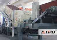 China Flexible Structure Mineral Ore Screening Mobile Crushing Plant factory