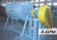 Ceramic / Rubber Lining Ceramic Ball Mill Batch Ball Mill With Rotary Speed 34 r/min