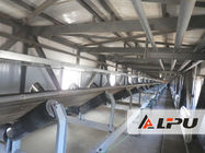 China Large Capacity Customized Mining Conveyor Systems Width 1200mm factory