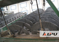 High Performance Spiral Quartz Sand Washing Machine Screw Ore Washer 22kw