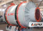 China Low Power Consumption Three Drum Rotary Dryer Material Less Than 20mm factory