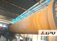 China High Automation Level Lime Rotary Kiln for Dolomite Clinker 200 t/d factory