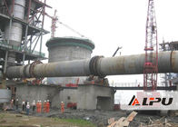 China Energy Saving Rotary Kiln Cement Plant for Cement Clinker Dry / Wet Process 37kw factory
