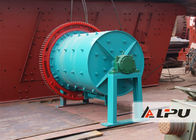 China 1200×1400 Industrial Grinding Mill Batch Type Ball Mill With Dry / Wet Grinding factory