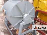 China High Efficiency Silica Sand Ball Mill / Intermittent Ball Mill Machine 15kw factory
