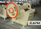 China Uniform Particle Size Small Rock Crusher Concrete Jaw Crusher Machine PEV250×1200 factory