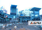 China Reasonable Matching Mobile Crushing Plant 54t Portable Rock Crusher factory