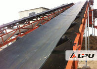 China Stable Running Conveyor Belt Systems Mining for Limestone Calcite Dolomite Barite factory
