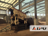 2YK1548 Vibrating Screen Sieving Machine With Vibration in Stone Crushing Plant