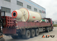 Wet Grinding Ball Mill Equipment , Energy Saving Industrial Grinding Mill Machine