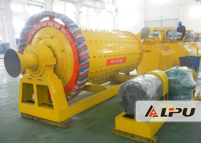 Open Circuit Cement Grinding Plant : Open circuit grinding cement ball mill in chemical