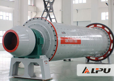 China Durable Dry Type Mining Ball Mill 900x1800 , Semi Autogenous Grinding Mill distributor