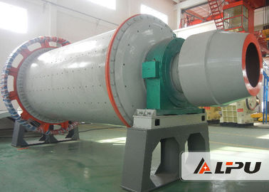 China Highly Efficient Mining Ball Mill For Quartz Sand Grinding With Capacity 15 - 28t/h factory