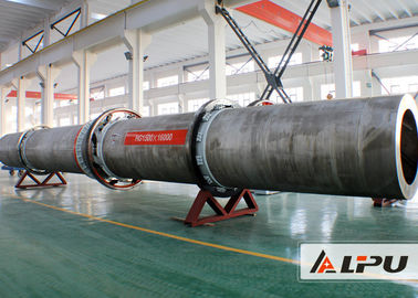 China High Thermal Efficiency Rotary Industrial Drying Equipment For Desulfurization Gypsum distributor