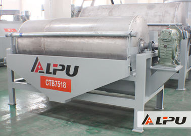 China CTN Counter - Current Magnetic Separator Iron Ore Beneficiation Plant ISO CE IQNet distributor