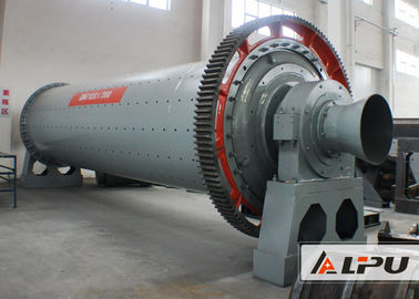 China Dry Type Heavy Duty Industrial Mining Ball Mill Machine / Gold Ball Mill factory