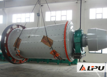 China Low Operating MB Series Slag / Glass And Ceramic Ball Mill Equipment / Rod Mill factory