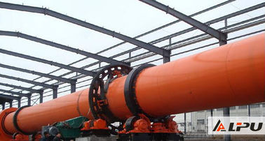 China Professional Cement Plant Rotary Kiln Dryer With Capacity 120 - 200t/h ISO CE IQNet distributor