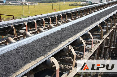 China Mineral Ore Or Limestone Automatic Belt Conveyor System For Mining Industry distributor