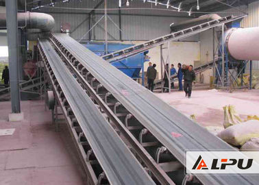 China Long Distance Transport Mine Conveyor Belt Width 500mm For Slag distributor