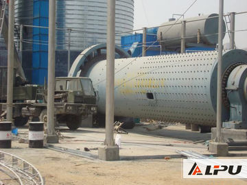 China Low Energy Consumption Cement Ball Mill Equipment , Industrial Ball Mill factory