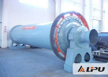 China Horizontal Wet Grinding Ball Mill In Mining Industry Ball Mill Grinder factory