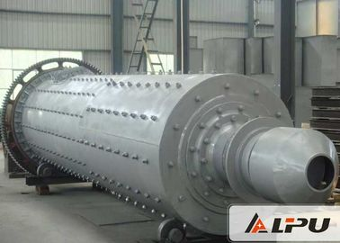 China Grate Or Overfall Cement Ball Mill In Powder Making Production Line factory