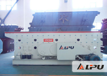 China Industrial Vibration Screening Machine in Crushing and Screening Plant distributor