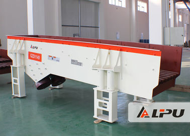 China Stable Vibration Feeder in Sandstone Production Line , Uniform Feeding distributor