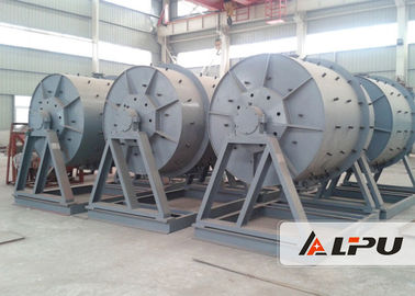 Intermittent Cement Ball Mill With Manganese Steel Rubber Ceramic Liner