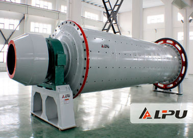 China Industrial Cement Ball Mill Output Size 60 to 400 Mesh , Wet Ball Milling factory