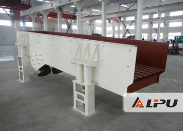 China GZD Series Vibrating Mining Feeder in Metallurgy And Mineral Dressing 160 - 320 TPH distributor