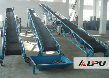 China Horizontal or Inclined Belt Conveyor System In Mining Metallurgy Coal Industry distributor