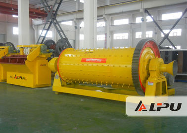 China Dry Type Cement Ball Mill Equipment for Ferrous and Non-ferrous Metal Mine factory
