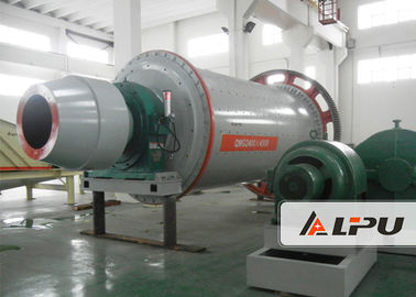 China Wet or Dry Type Cement Grinding Mill Machine , Cement Mill in Cement Plant factory